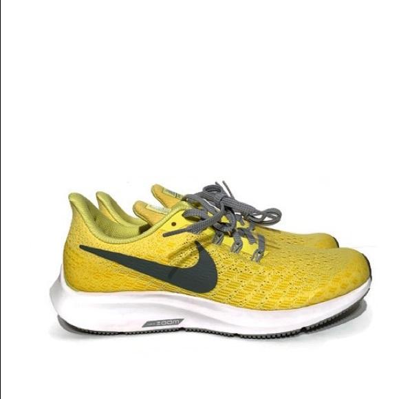 premium selection 74bce b5a14 Nike Air Zoom Pegasus 35 (GS) - Yellow NWT